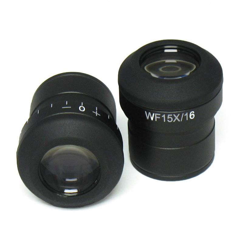 ACCU-SCOPE 131-10-15 WF15x/16mm Focusing Eyepiece, Single