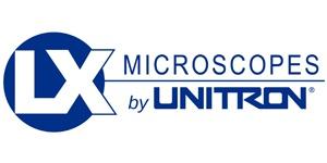 LX Microscopes by Unitron Logo