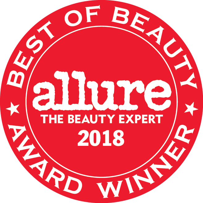 FAB - Allure Beauty Expert Award Winner 2018