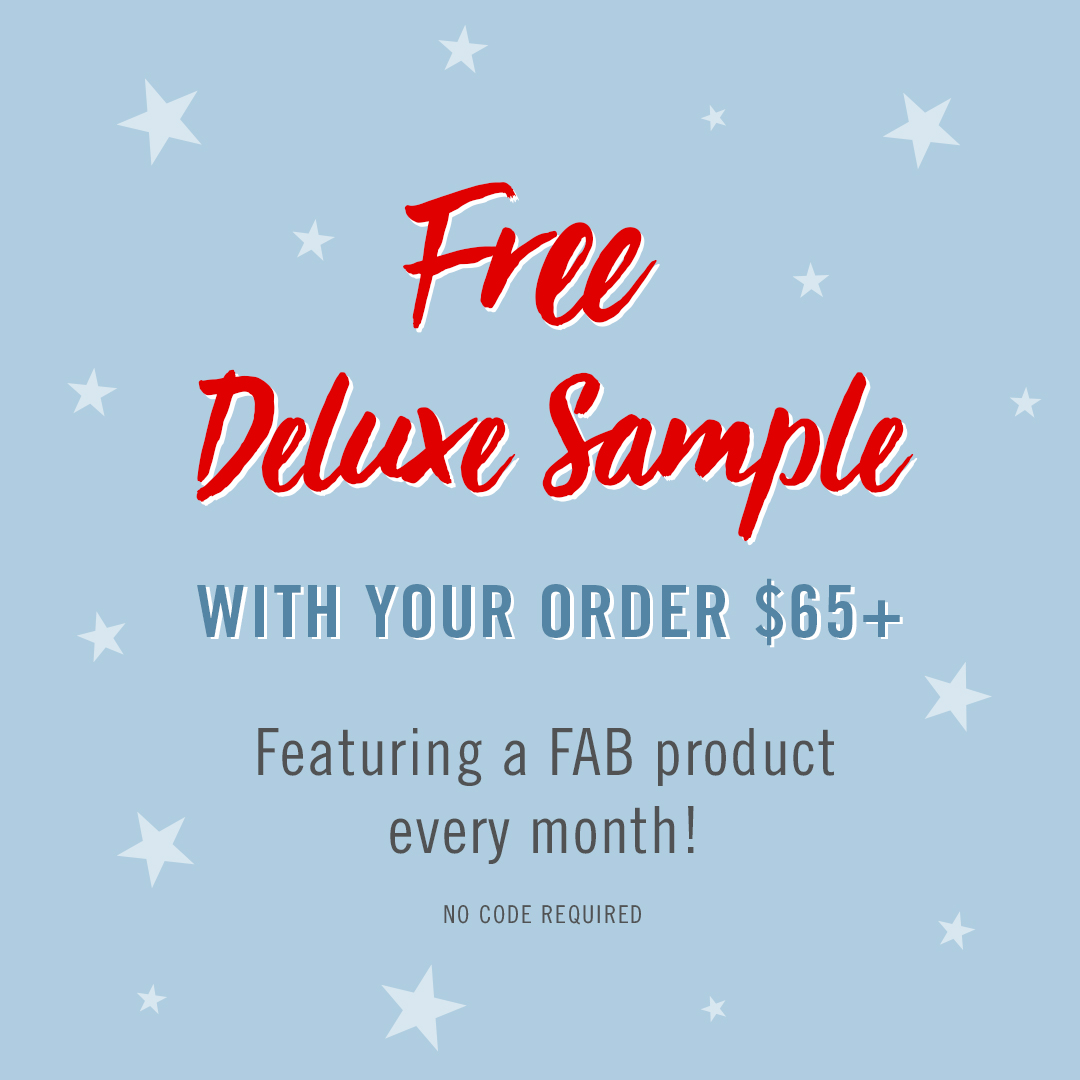 Fab Free Deluxe Sample