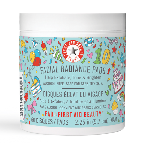 FAB Facial Radiance Pads Limited Edition