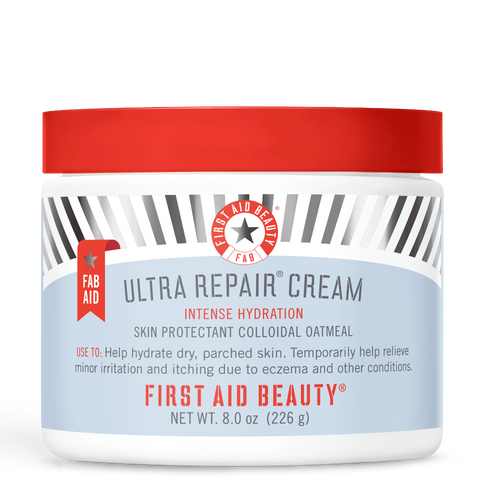 FAB-AID Ultra Repair Cream - Relief for Dry, Distressed Skin, Even Eczema