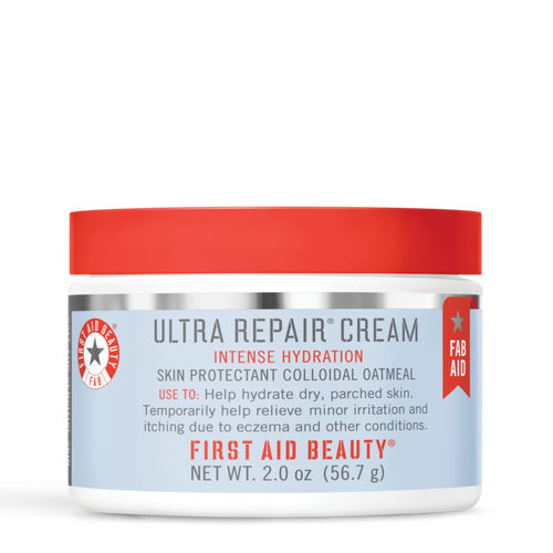 FAB-AID Ultra Repair Cream - A Fast-Absorbing, Rich Moisturizer for Dry, Distressed Skin & Eczema.