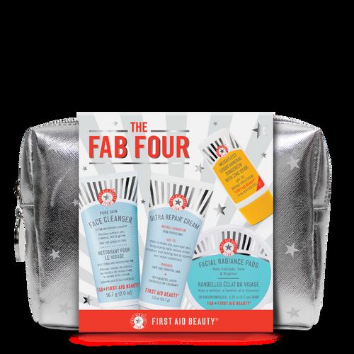 The Fab Four-travel-friendly Skincare Essentials