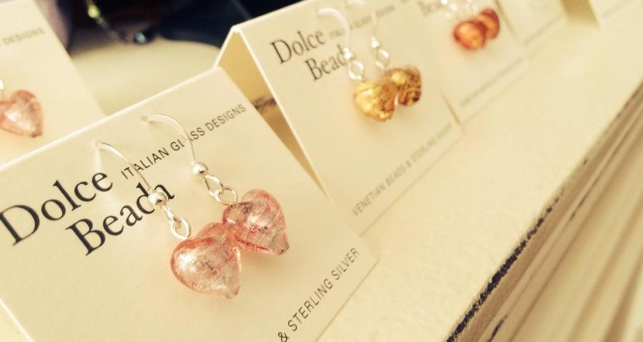 Earrings by Dolce Beada