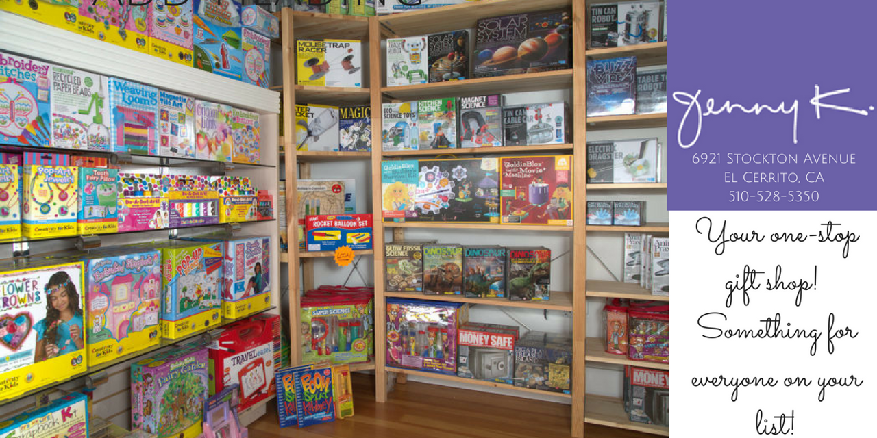 Toys, games and gifts for baby!