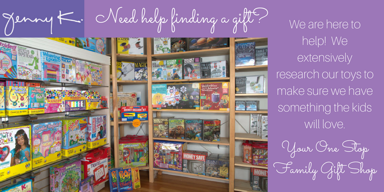 Childrens toys and gifts for kids. Assistance happily provided