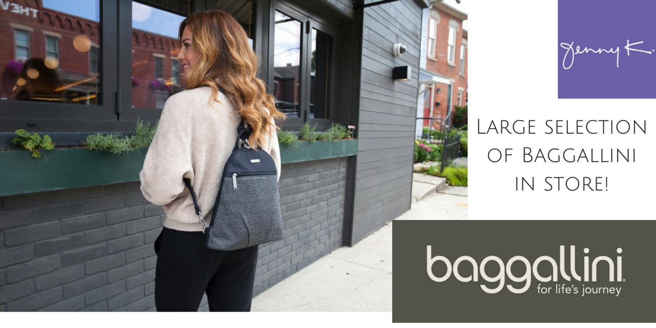 Baggallini Bags, Packpacks, Handbags, Purses, Wallets and Wristlets