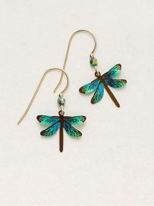 Turquoise Dragonfly Dreams Earrings