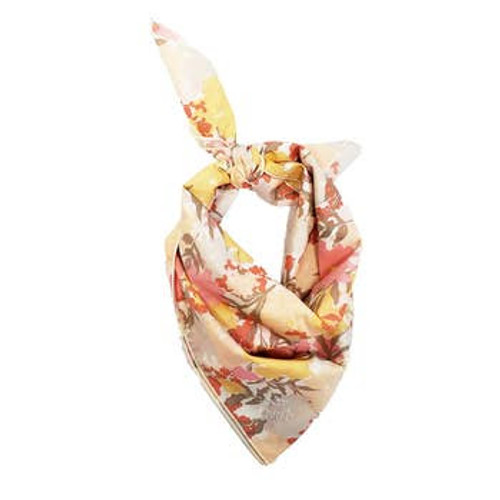 Cotton Bandana: Floral