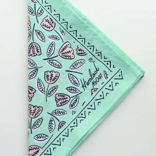 Annie Premium Cotton Handmade Bandana