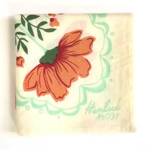 Flora Premium Cotton Handmade Bandana