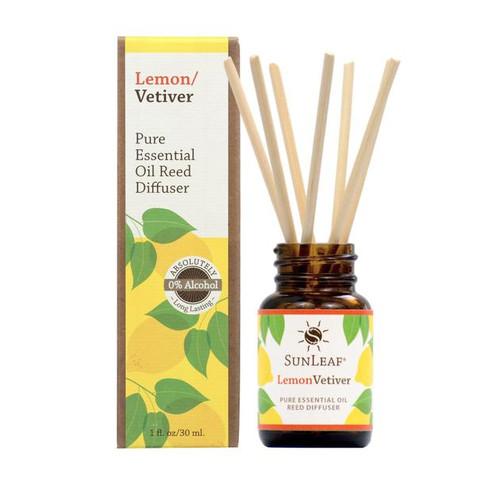 Lemon / Vetiver EO Reed Diffuser