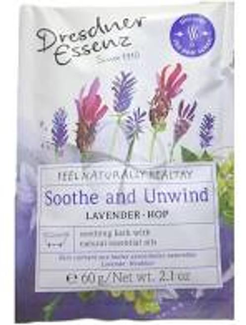 Soothe & Unwind Bath Packet Dresdner Essenz