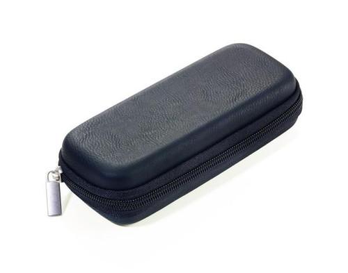 Zipper Case / Glasses Pens Black