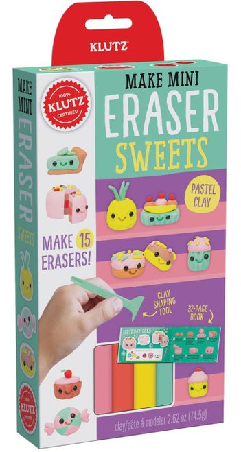 Make Mini Eraser Sweets