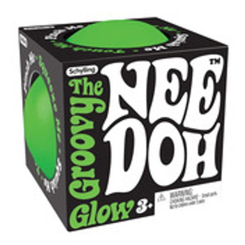 Nee-Doh Glow in the Dark