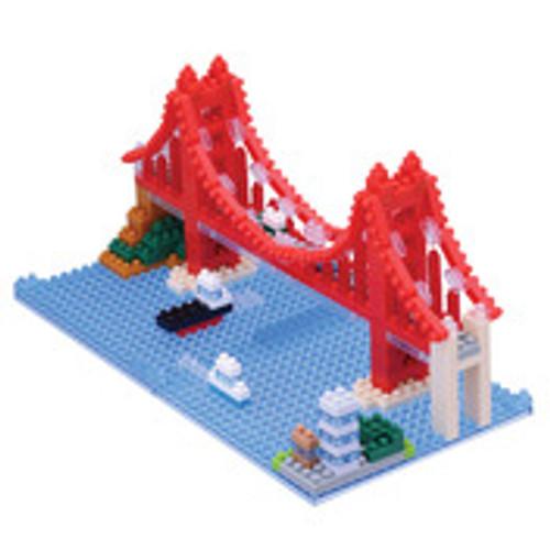 Golden Gate Bridge Nanoblock