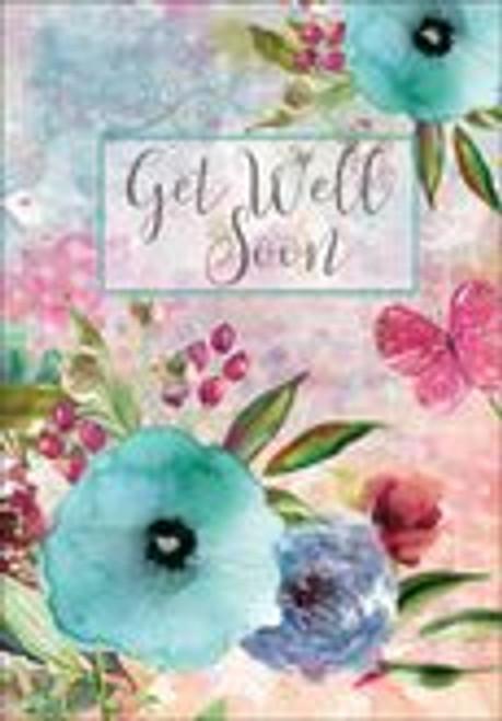 Get Well Card - Get Well Soon
