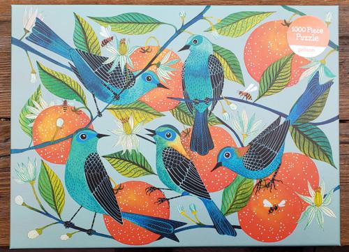 Naranja Puzzle 1000 Pieces