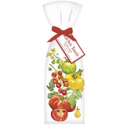 Market Tomatoes Towel Set