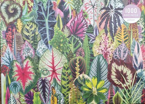 Houseplant Jungle Puzzle 1000 Pieces