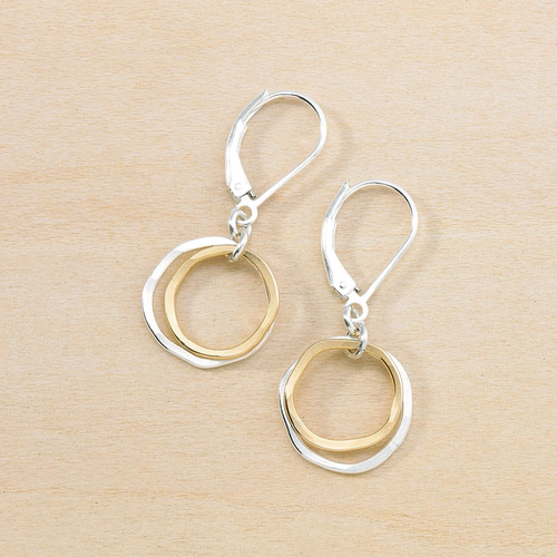Freshie & Zero Mini Caldera Earrings