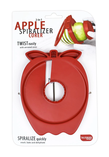 Apple Spiralizer Corer
