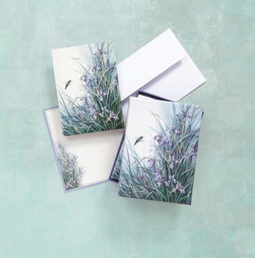 Boxed Note Cards - Hummingbird