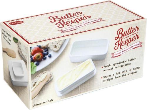 Ceramic Butter Keeper