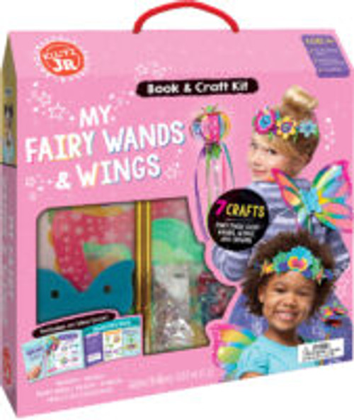 My Fairy Wands & Wings by Klutz