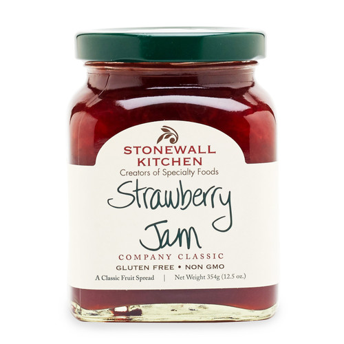 Strawberry Jam 12.25oz