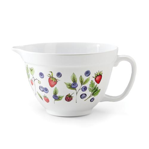 Melamine Batter Bowl - Berries