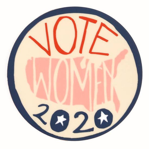 Votes for Women Sticker USA