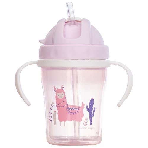 Straw Cups Llama