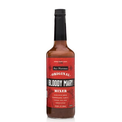 All Natural Original Bloody Mary Mixer 25. Oz
