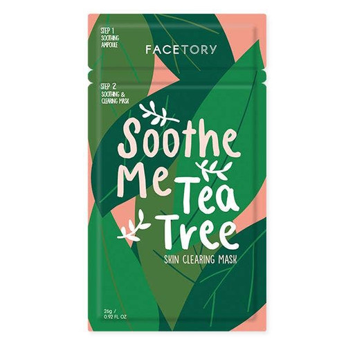 Soothe Me Tea Tree Skin Clearing Mask