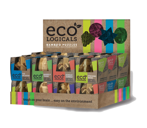 Ecologicals - Mini Bamboo Puzzles