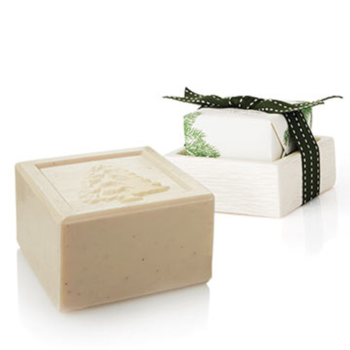 Frasier Fir Soap/Dish Set
