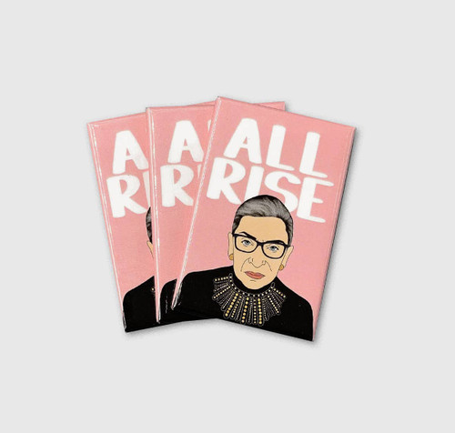 RBG All Rise Magnet