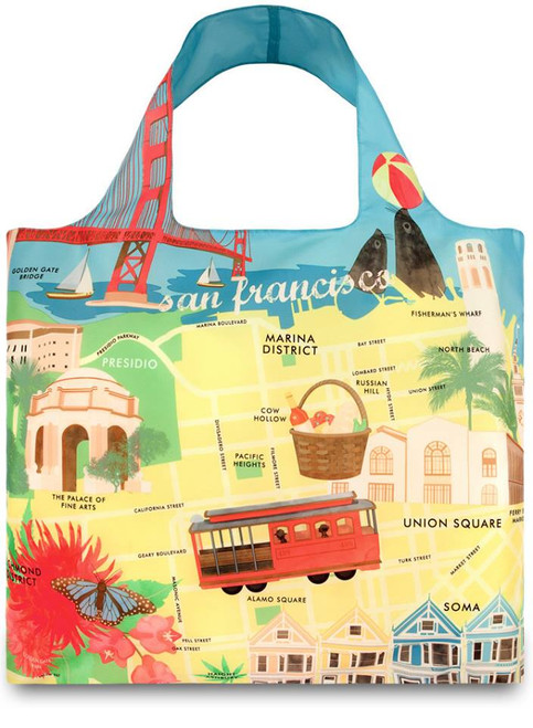 URBAN San Francisco Bag
