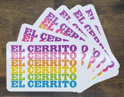 El Cerrito Postcards