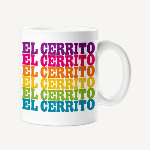 El Cerrito Ceramic Mug