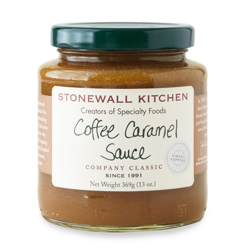 Coffee Caramel Sauce 13oz