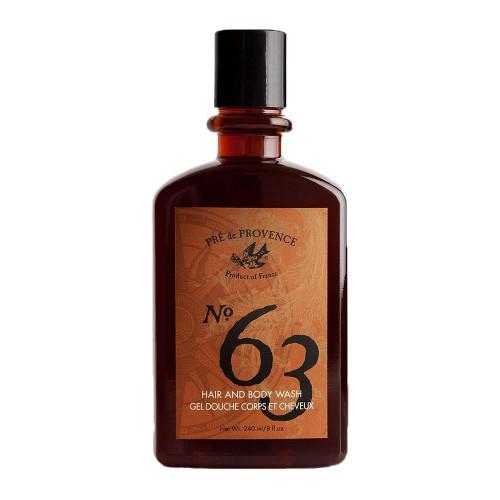 63 Mens Shower Gel 240ml