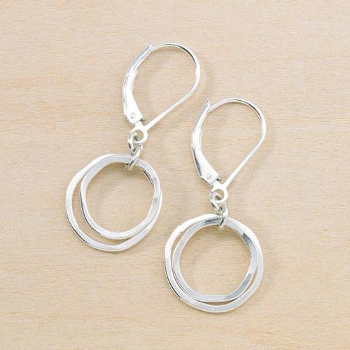 Mini Simple Caldera Earrings