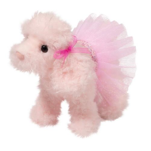 Yvette Pink Poodle