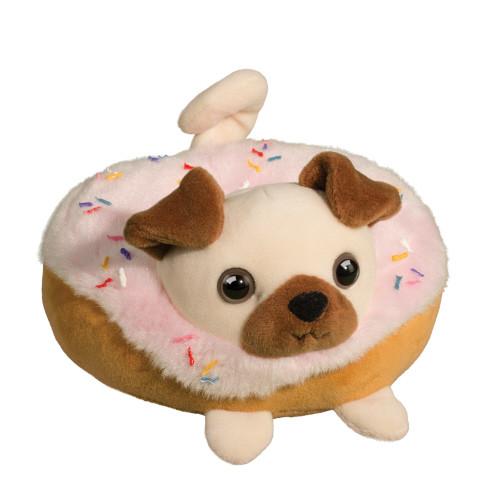 Pug Donut Macaroon