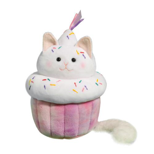 Cat CupcakeMacaroon