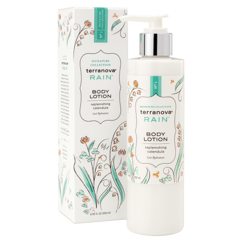 Hydrating Rain Body Lotion by Terranova.